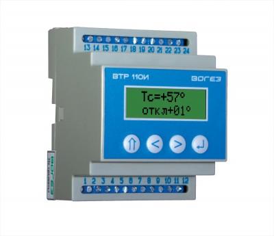 Блок терморегулирования (контроллер) ВТР-110И