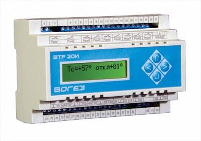 Блок терморегулирования (контроллер) ВТР-20И