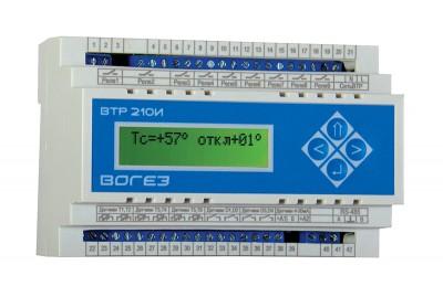 Блок терморегулирования (контроллер) ВТР-210И